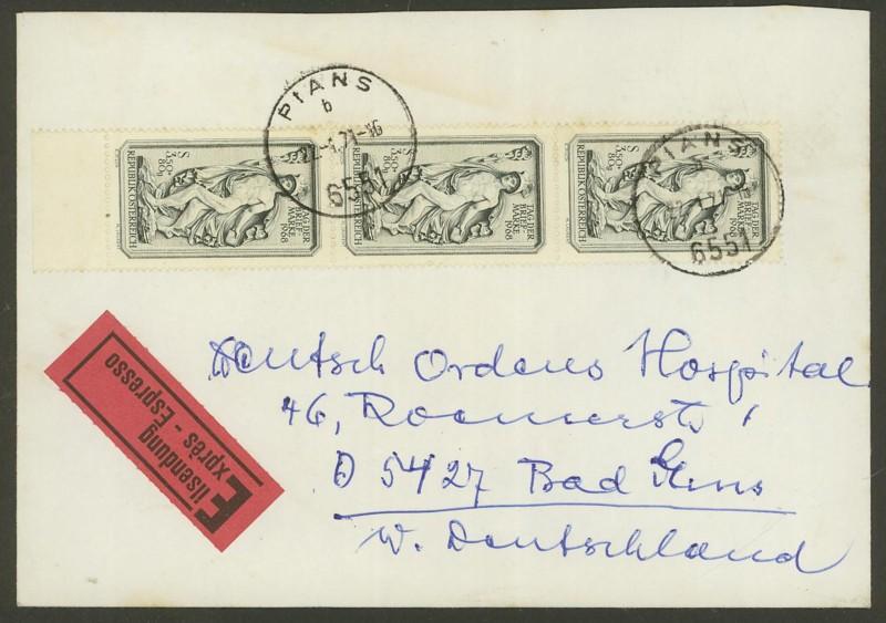 Sammlung Bedarfsbriefe Österreich ab 1945 - Seite 5 Ank13011