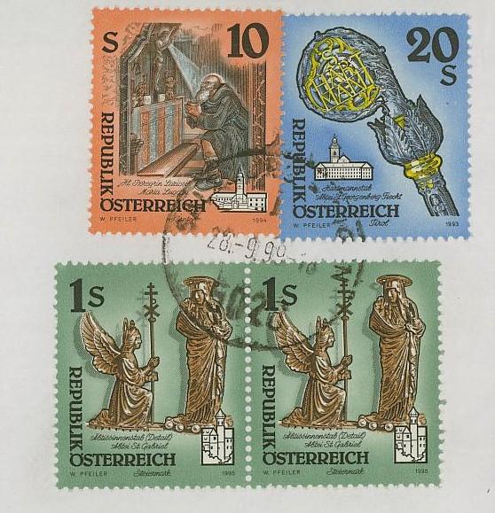 Sammlung Bedarfsbriefe Österreich ab 1945 - Seite 5 Ank_2110