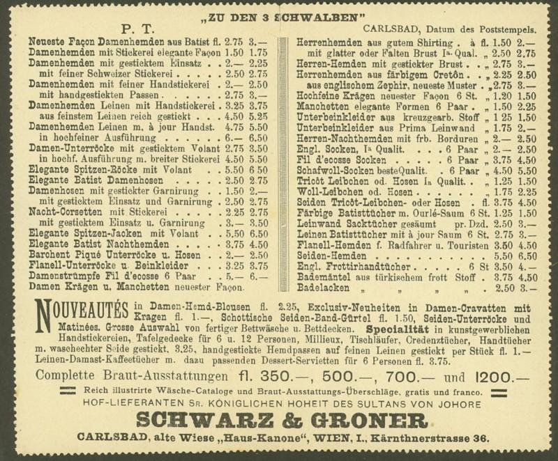 Amtliche Kartenbriefe mit privaten Textzudrucken K_15_s13