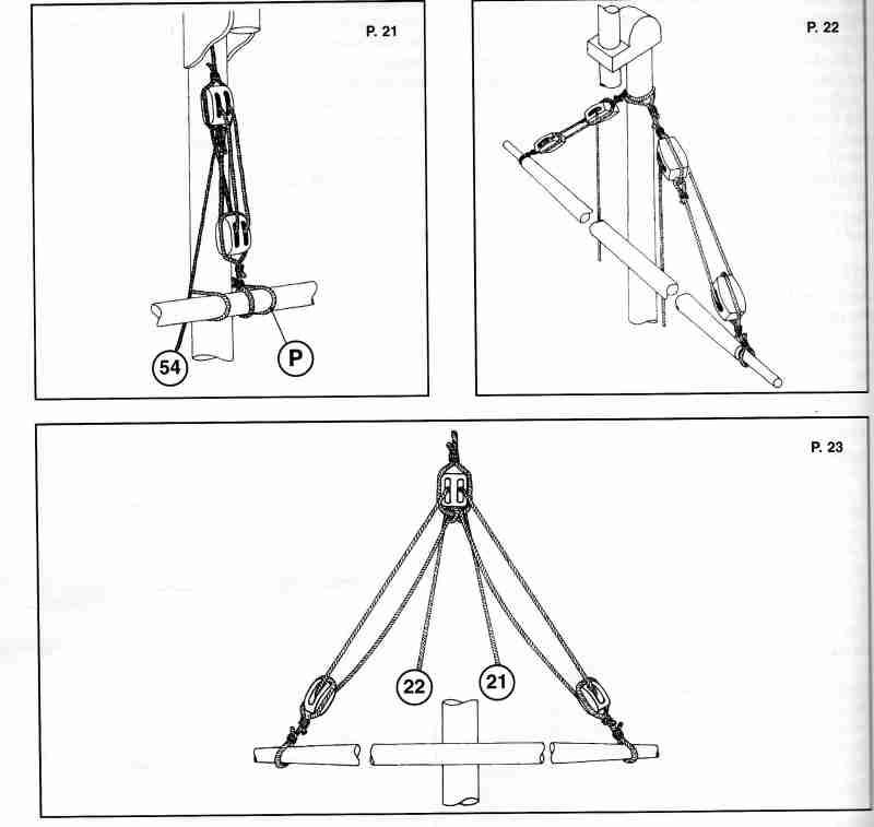 PRINCIPE DE CONSTRUCTION D'UN VOILIER genre Renard ou autre Fixati13