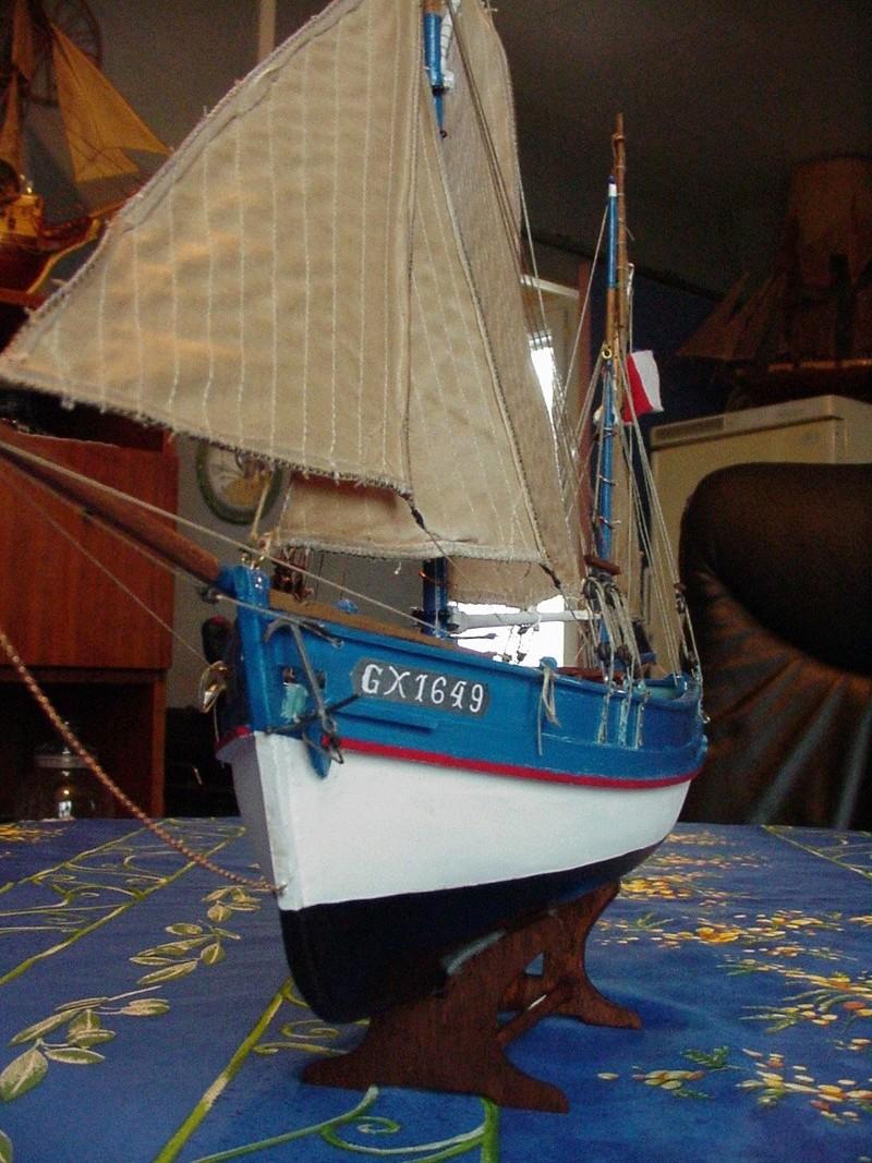 La Marie Jeanne Thonier Billing boats au 1/50 - Page 4 Thonie11