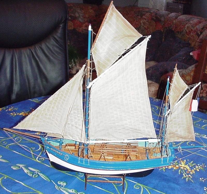 La Marie Jeanne Thonier Billing boats au 1/50 - Page 4 Thonie12