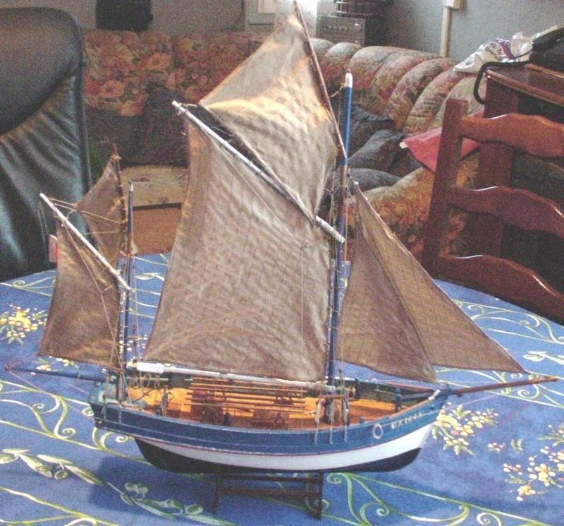 La Marie Jeanne Thonier Billing boats au 1/50 - Page 4 Thonie13