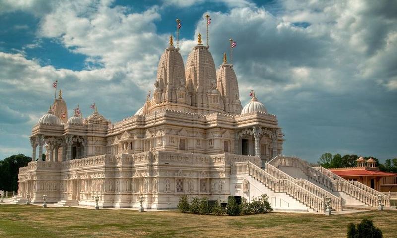 temples hindous dans le monde 10402610