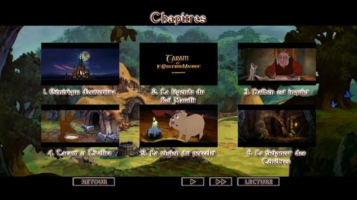Projet des éditions de fans (Bluray, DVD, HD) : Les anciens doublages restaurés en qualité optimale ! Taram310