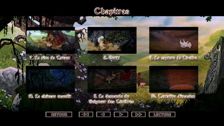 Projet des éditions de fans (Bluray, DVD, HD) : Les anciens doublages restaurés en qualité optimale ! Taram410