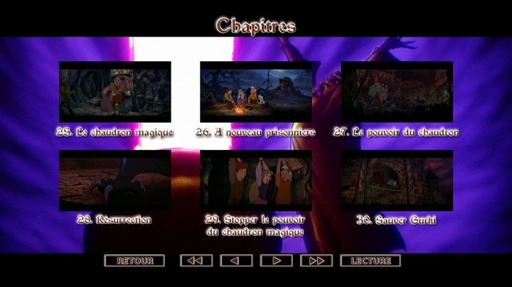 Projet des éditions de fans (Bluray, DVD, HD) : Les anciens doublages restaurés en qualité optimale ! Taram710