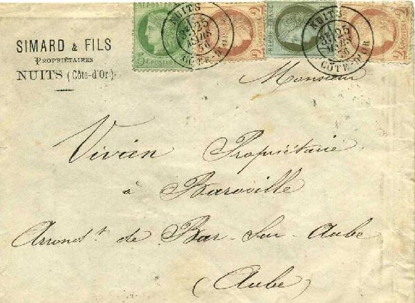 Fin de l'étoile parisienne, mars 1876 Nuits110