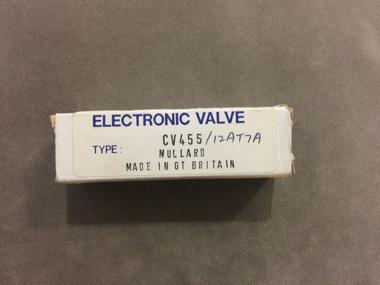 Mullard 12AT7 CV455 tube (Nos) Img_0019