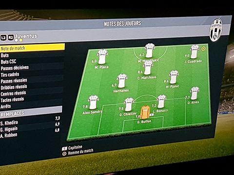 Manchester City 0 - 2 Juventus [Simulateur:André] Notes_10