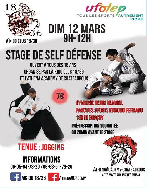 GRACAY - Dimanche 12 mars 2017 - Stage de self défense 001205