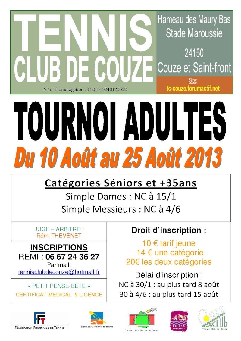 TOURNOI DE COUZE ADULTES Tourno10