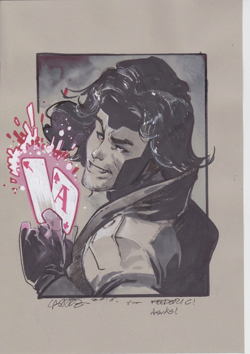 la plus si modeste collection de nightcrawler83 - Page 11 Gambit10