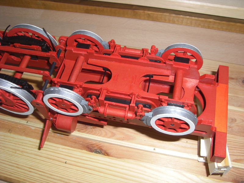 Fertig - Lokomotive HCP 1-6-2 Bulgar Modelik 1:25 von Lothar - Seite 3 08010