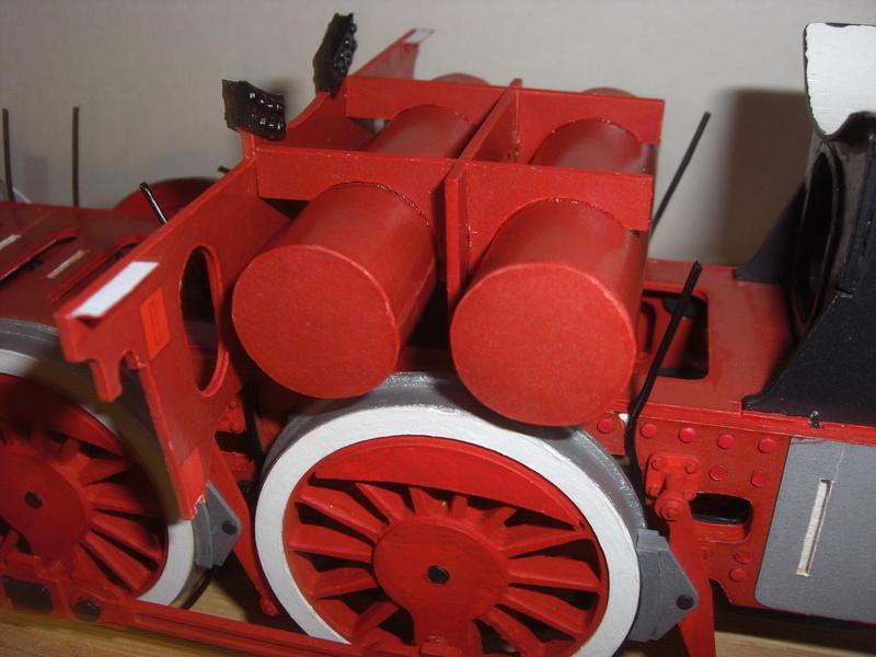 Fertig - Lokomotive HCP 1-6-2 Bulgar Modelik 1:25 von Lothar - Seite 3 08410