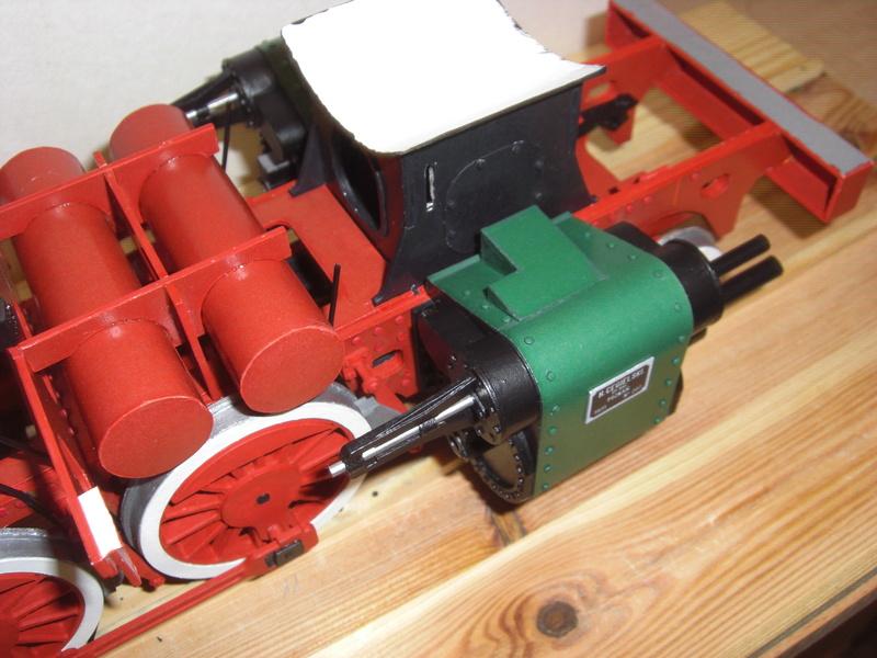 Fertig - Lokomotive HCP 1-6-2 Bulgar Modelik 1:25 von Lothar - Seite 3 09310