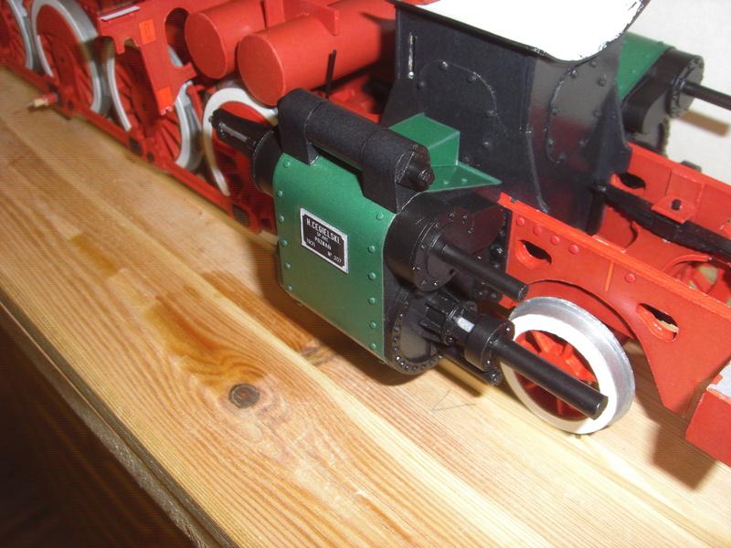 Fertig - Lokomotive HCP 1-6-2 Bulgar Modelik 1:25 von Lothar - Seite 3 10010
