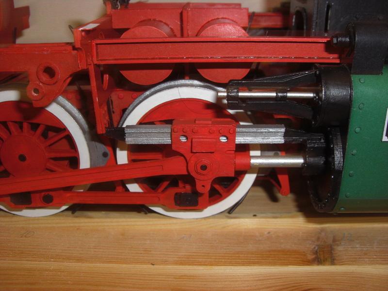Fertig - Lokomotive HCP 1-6-2 Bulgar Modelik 1:25 von Lothar - Seite 3 10410