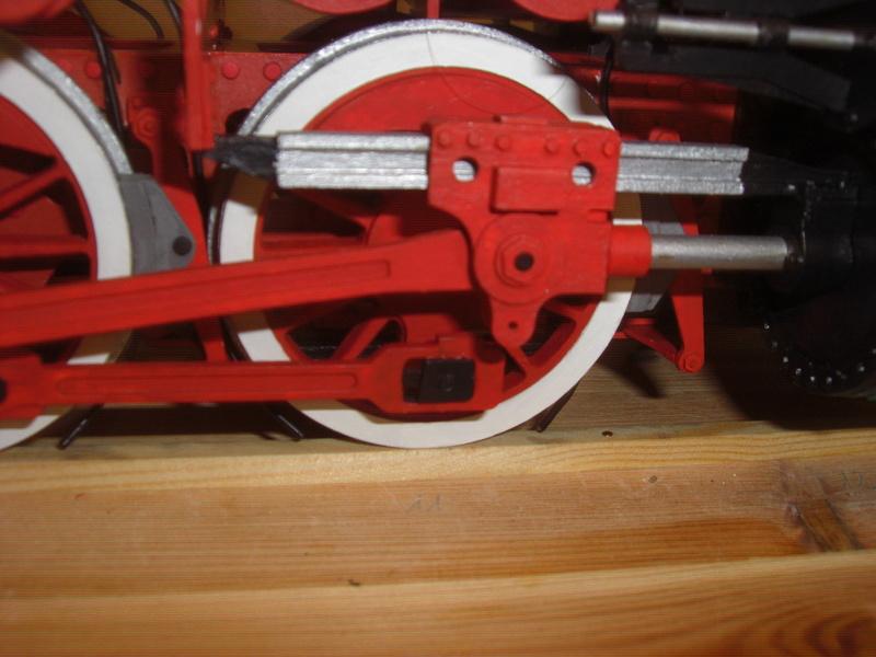 Fertig - Lokomotive HCP 1-6-2 Bulgar Modelik 1:25 von Lothar - Seite 3 10810