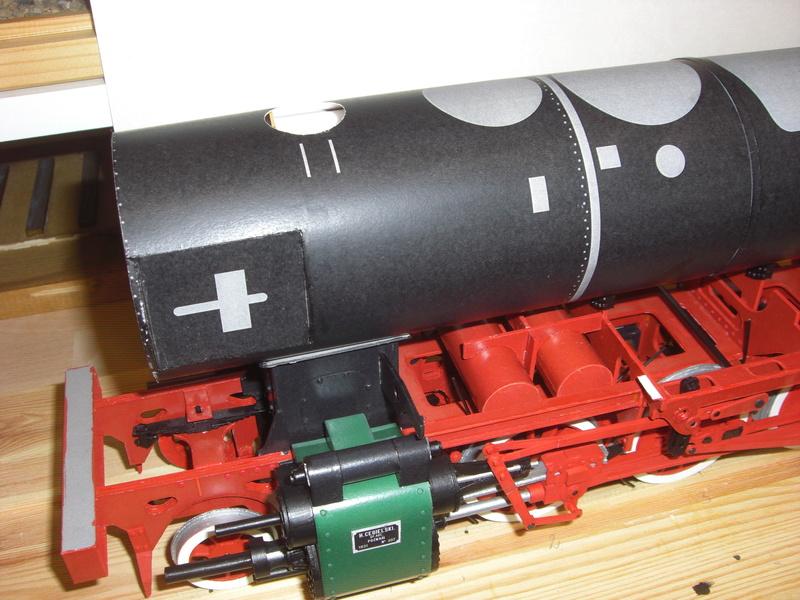 Fertig - Lokomotive HCP 1-6-2 Bulgar Modelik 1:25 von Lothar - Seite 3 12511