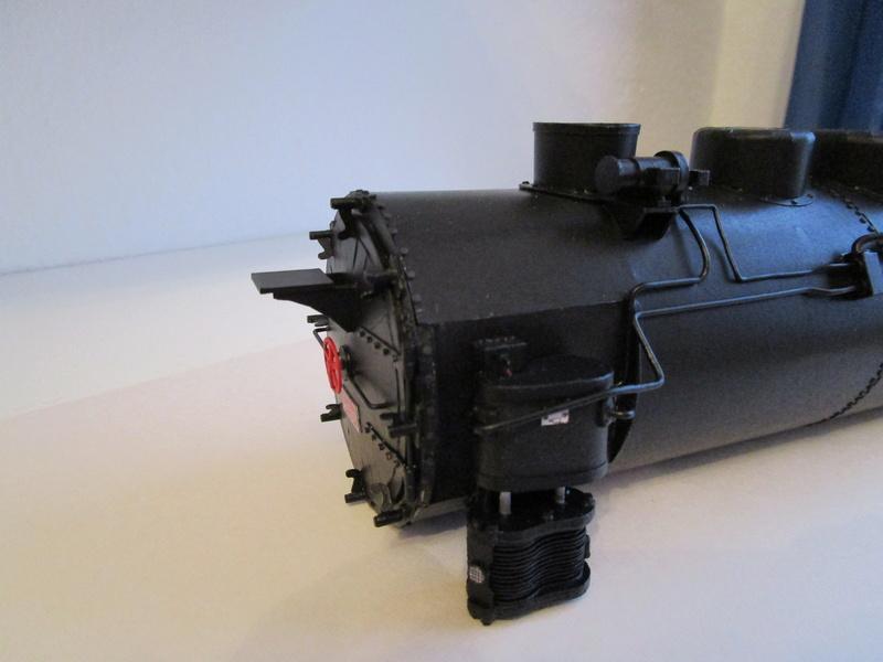 Fertig - Lokomotive HCP 1-6-2 Bulgar Modelik 1:25 von Lothar - Seite 3 17410