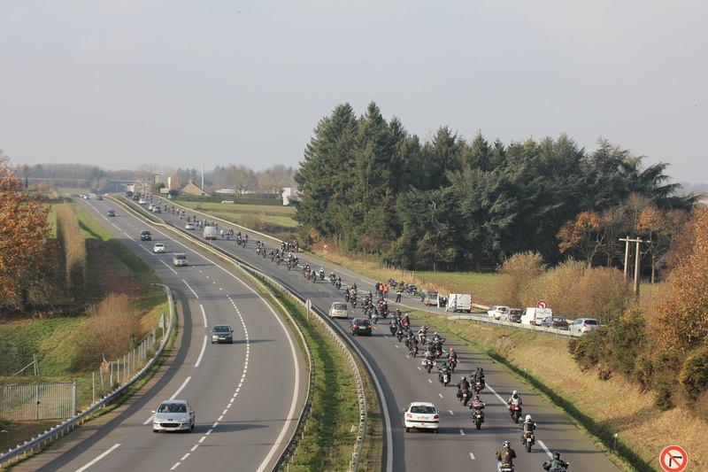téléthon noyal sur vilaine 3637 motards le 3 / 12/16 15338810
