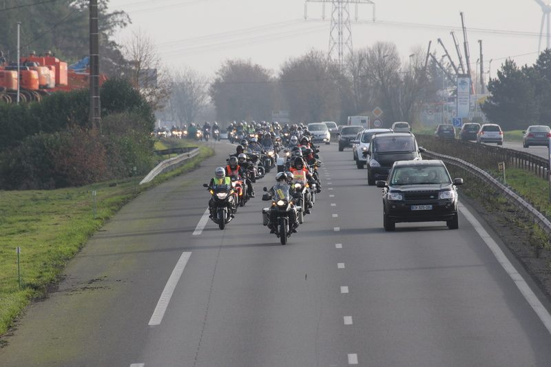 téléthon noyal sur vilaine 3637 motards le 3 / 12/16 15356610