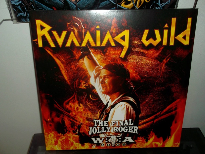 RUNNING WILD Under Jolly Rodger (1987)  Runnin12