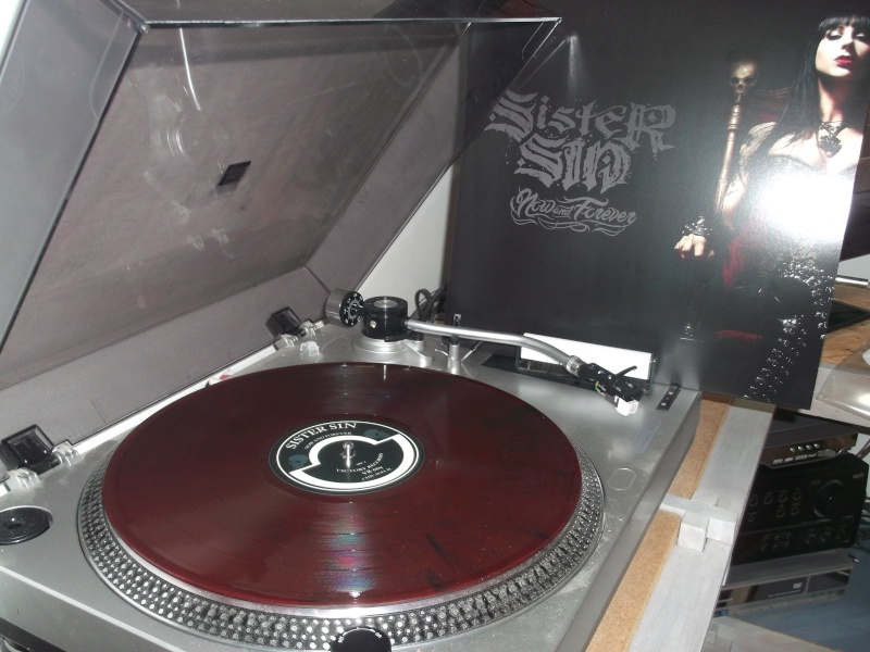 Vous avez des vinyles de couleurs collectors? Sister17