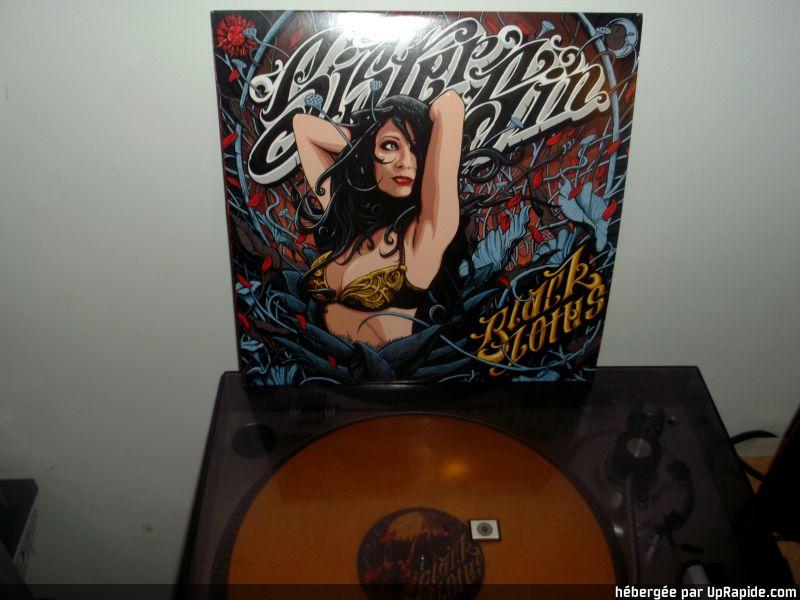 Vous avez des vinyles de couleurs collectors? Sister18