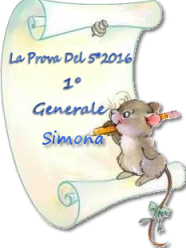 Classifica finale -Vincitrice Gioietta 1_gene11
