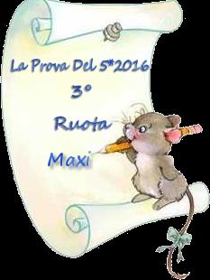 **Classifica Totale e premi**Anno 2016* 3_ruot10