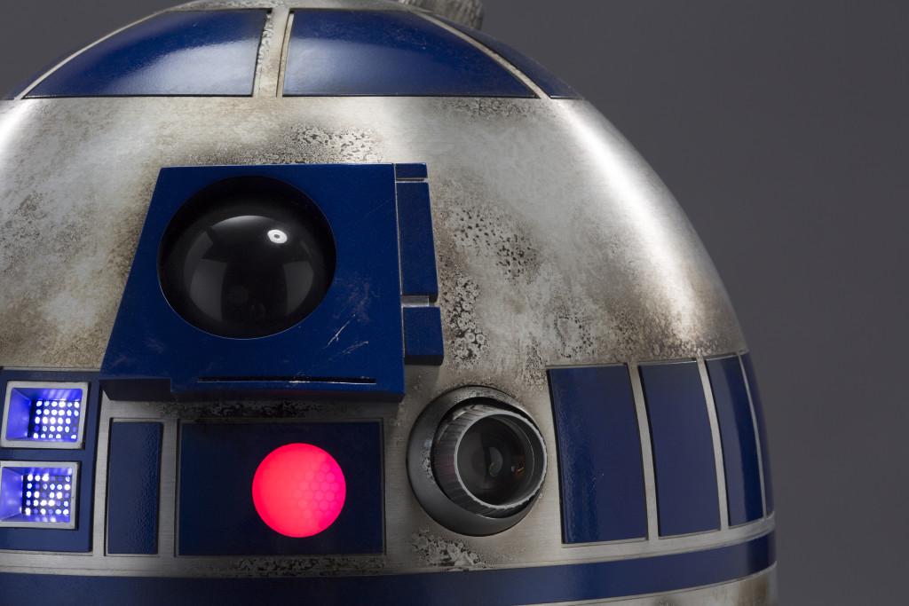 EP VII : LE REVEIL DE LA FORCE -  R2-D2 Die cast Star-w10