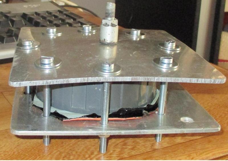 Capteur de pression TPMS Testeu11