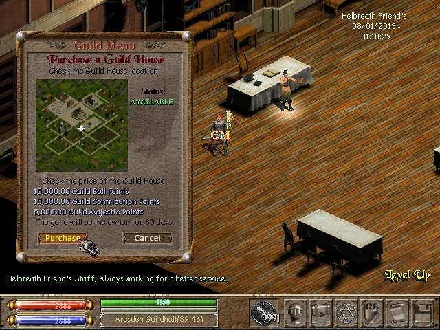 Guild House System Helsho13