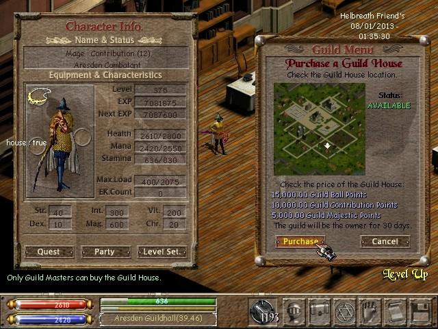 Guild House System Helsho15