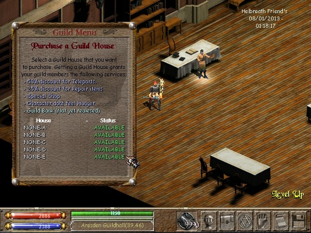 Guild House System Helsho18