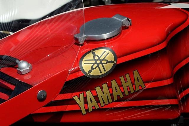 cotes d'un bouchon de reservoir de Yamaha TZ 13310411