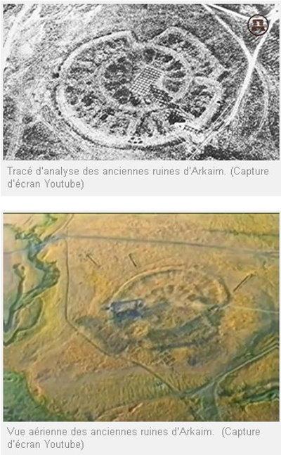 La grande connaissance astronomique de l'ancienne cité d'Arkaim, vieille de 5000 ans Arkaim11
