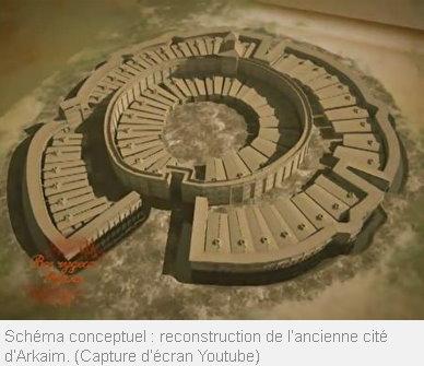 La grande connaissance astronomique de l'ancienne cité d'Arkaim, vieille de 5000 ans Arkaim12
