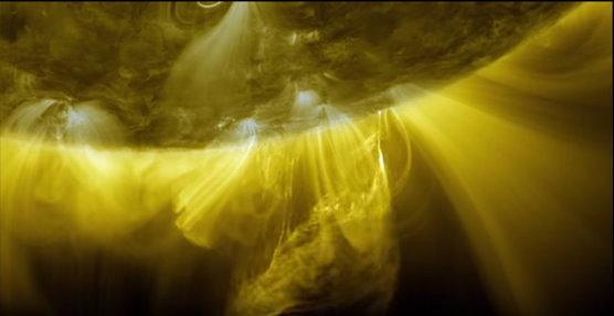 Observation du soleil sur 5 ans Soleil17