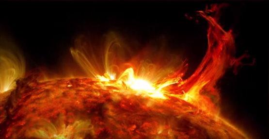 Observation du soleil sur 5 ans Soleil24