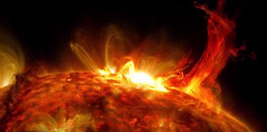 Observation du soleil sur 5 ans Soleil25