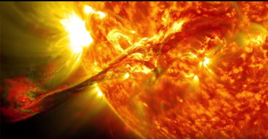 Observation du soleil sur 5 ans Soleil30