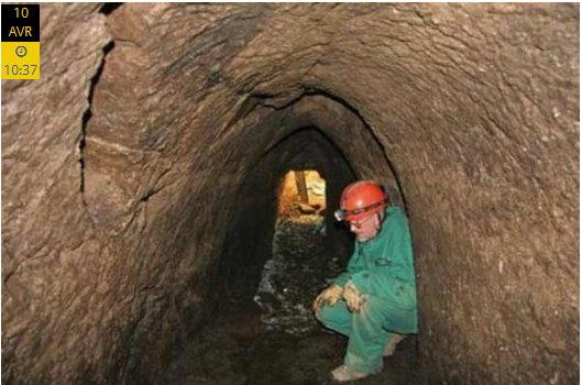 Des tunnels de 12.000 ans d'Antiquité connectent l'Écosse avec la Turquie ! Tunnel10