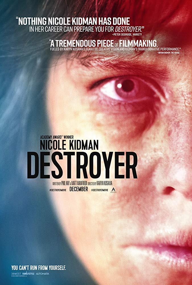 DESTROYER  Destro10