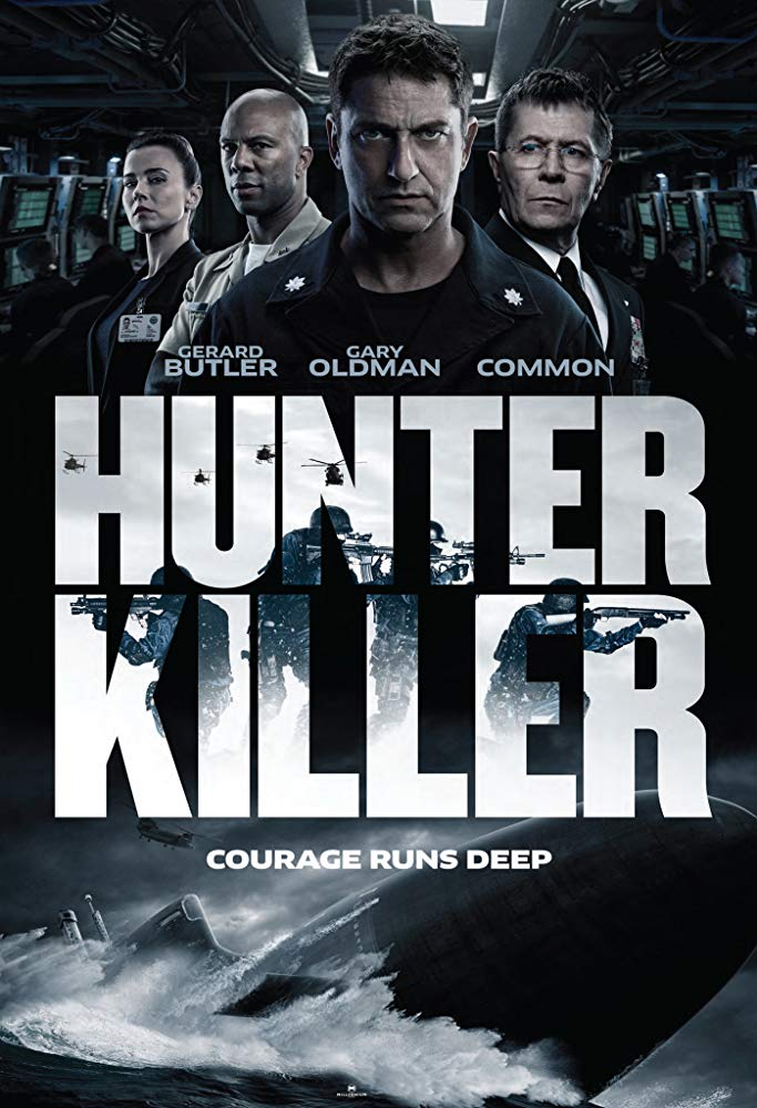 HUNTER KILLER  Hunter10