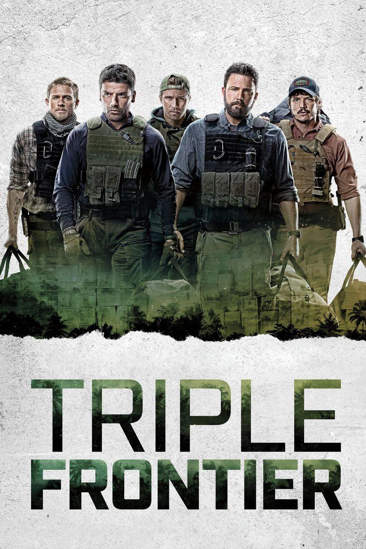 TRIPLE FRONTIER Triple10