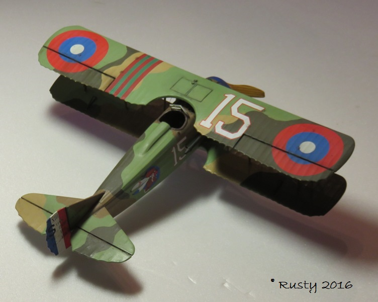 Spad XIII [1/28 REVELL] Img_2842
