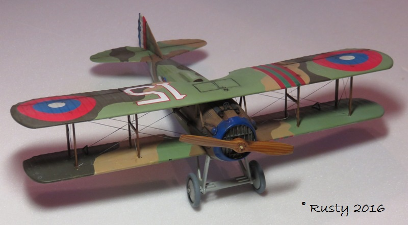 Spad XIII [1/28 REVELL] Img_2844